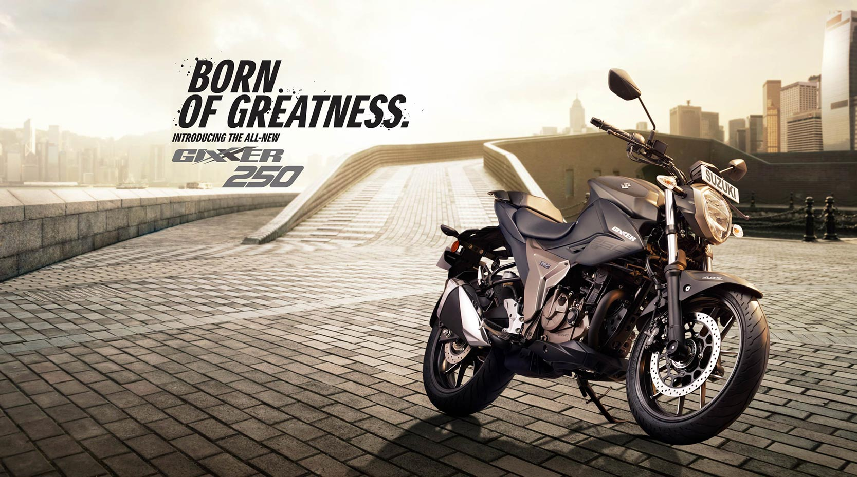 Suzuki Motorcycle India