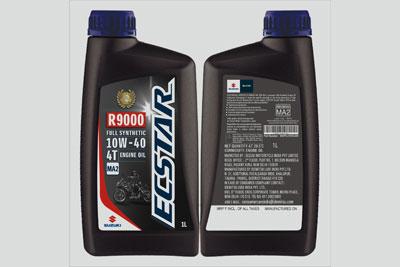 ECSTAR FULL SYNTHETIC ENGINE OIL 10W-40 /1000 Ml
