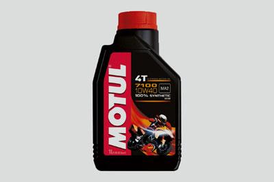 Suzuki Recmnd MOTUL7100,10W40