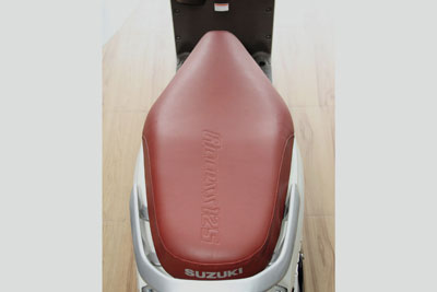 SEAT COVER- (MAROON)