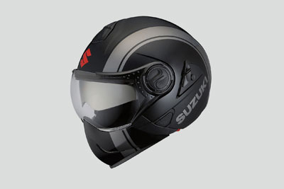 HELMET BLACK FULL FACE-M, L, XL