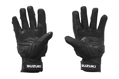 MESH RIDING GLOVES - M, L, XL