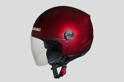 HELMET RED L, M, XL