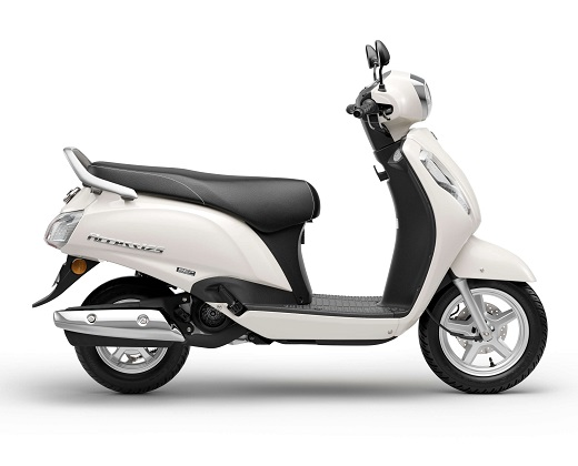 Suzuki Access 125, scooters for rent