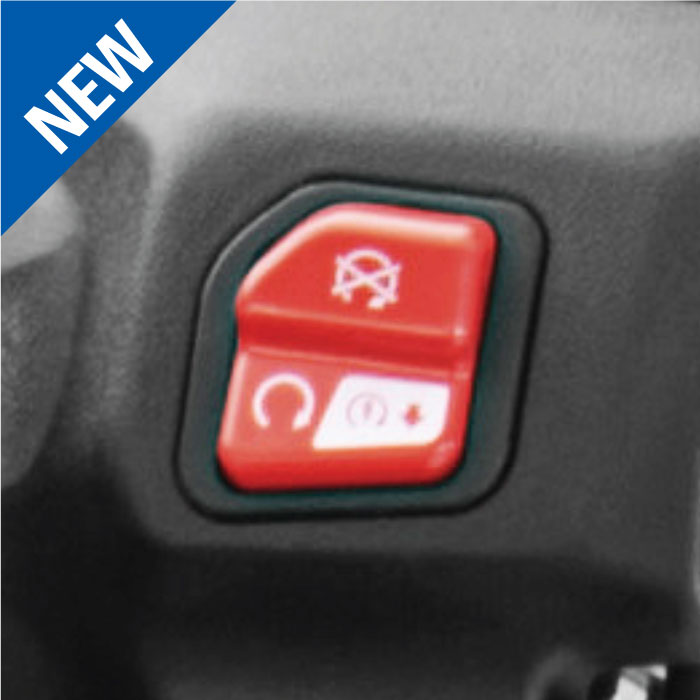 INTEGRATED ENGINE START AND KILL SWITCH